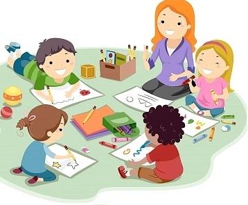 Методический кабинет дошкольного отделения